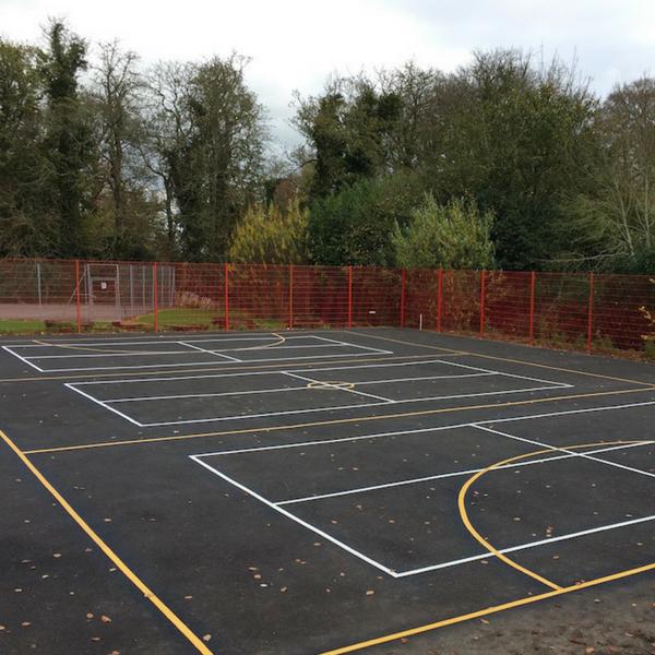 Short Tennis Court
