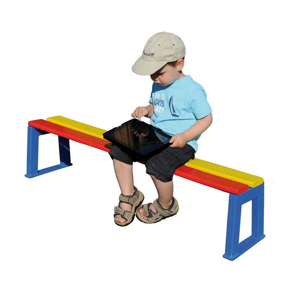 SILAOS® Junior Bench - Multi-Colour