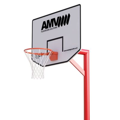 2m Basketball Post