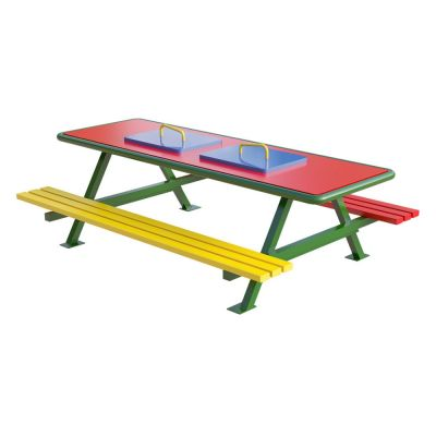 Infant Picnic Bench with Storage Top