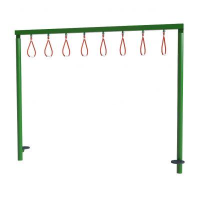 Trapeze Monkey Bars (Single Post)