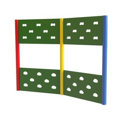 Rocky Split Traverse Wall - 2 Panels