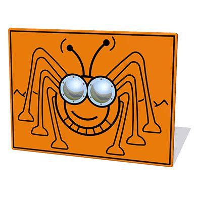 Bug Eyes Cricket Play Panel