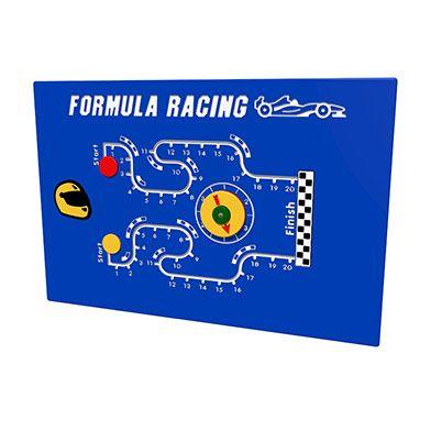 Formula Racing Play Panel