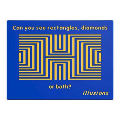 Illusions Diamonds Play Panel