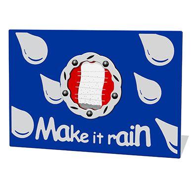 Make it Rain Play Panel