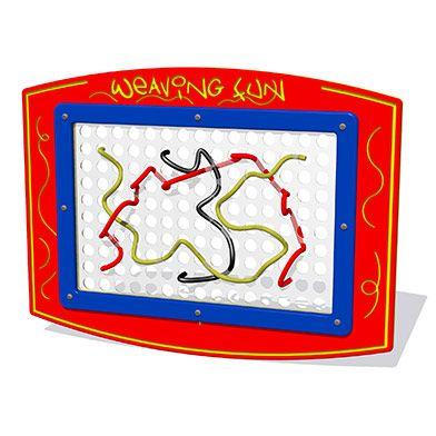 Weaving Fun Play Panel