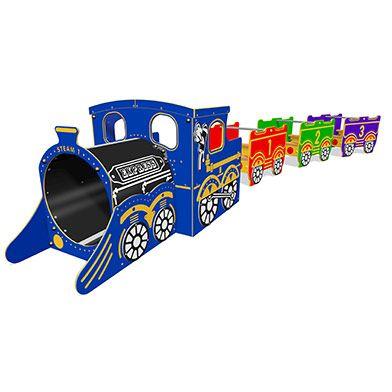 Steam Express Train Set