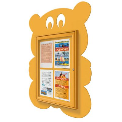 Teddy Bear Notice Board