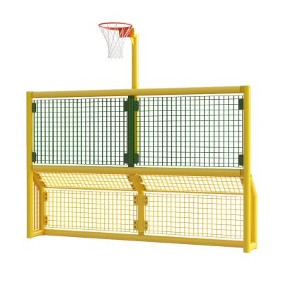 Junior 5 a side recess goal with netball