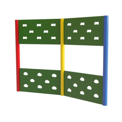Rocky Split Traverse Wall - 2 Panels