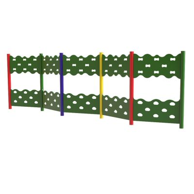 Rocky Split Traverse Wall - 5 Panels