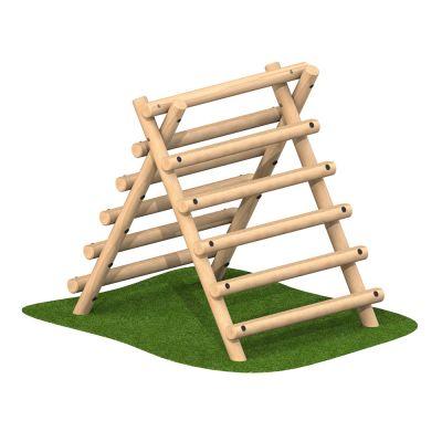 Log Climber High