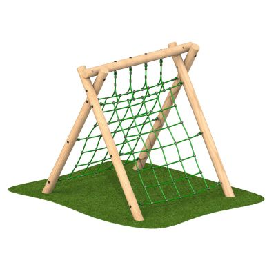 A Frame High with Nets
