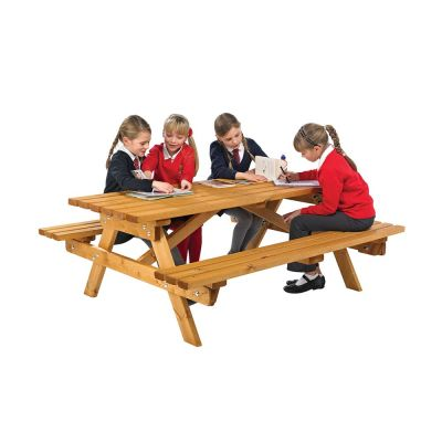 8 Seater Cotswold Junior Picnic Bench