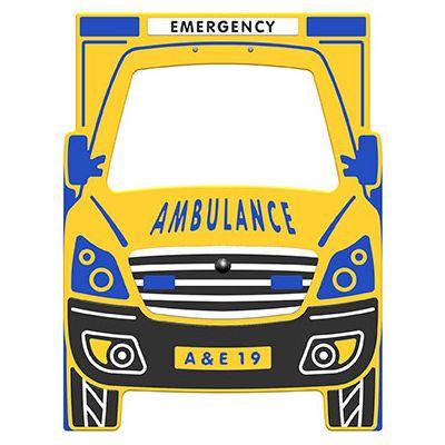 Ambulance Play Panel
