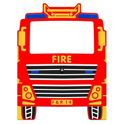 Fire Engine Play Panel
