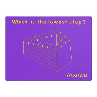 Illusions Steps Play Panel