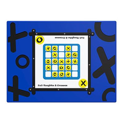 MagPlay Panel - 5 x 5 Noughts and Crosses