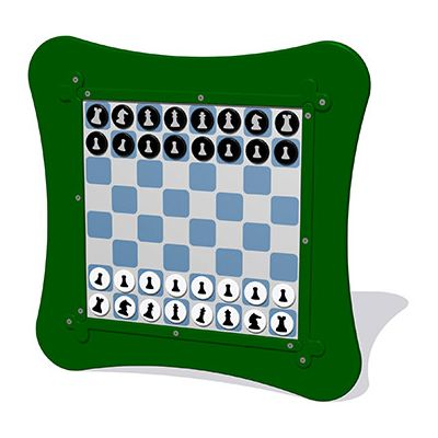 MagPlay Wall Panel - Chess