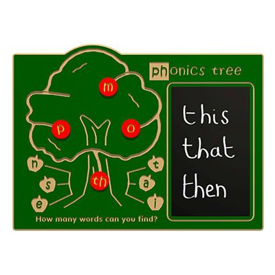 Phonics Tree Play Panel
