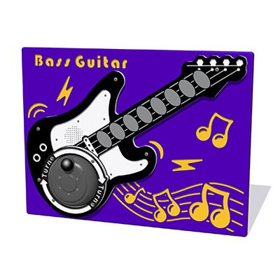 RotoGen PlayTronic Bass Guitar Musical Play Panel
