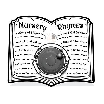RotoGen Nursery Rhymes Play Panel