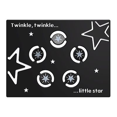 Twinkle Twinkle Little Star Play Panel