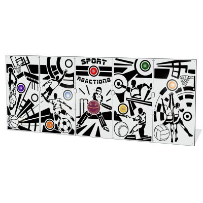 PlayTronic Sport Reactions Wall