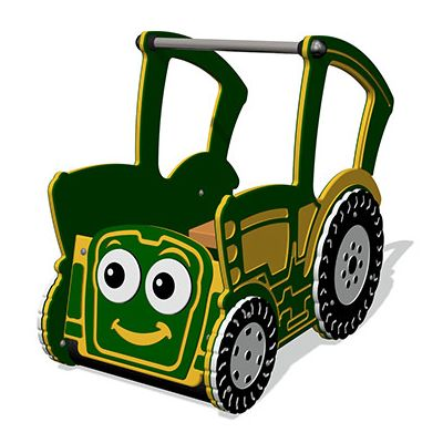 Toby the Tractor