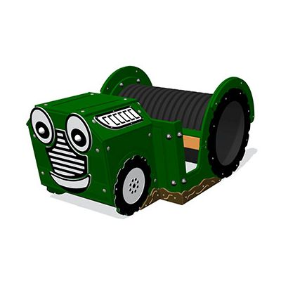 Terry the Tractor with PlayTronic Sounds