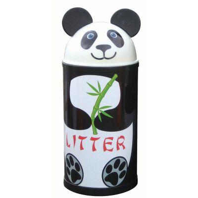 Small Panda Litter Bin