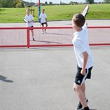 Steel Tennis Nets