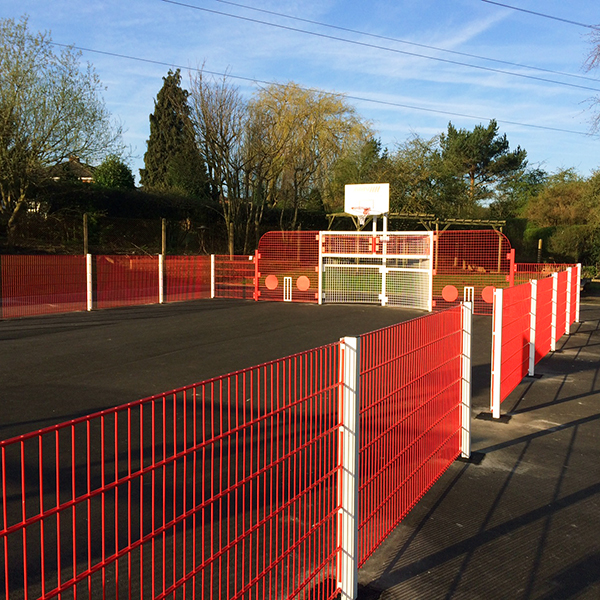 muga sports pitch
